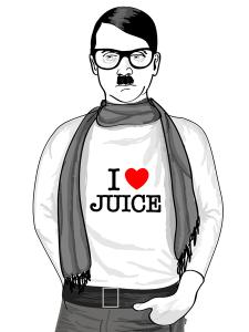 Hitler ai tempi dell'accademia d'arte, quando si atteggiava ad hipster.